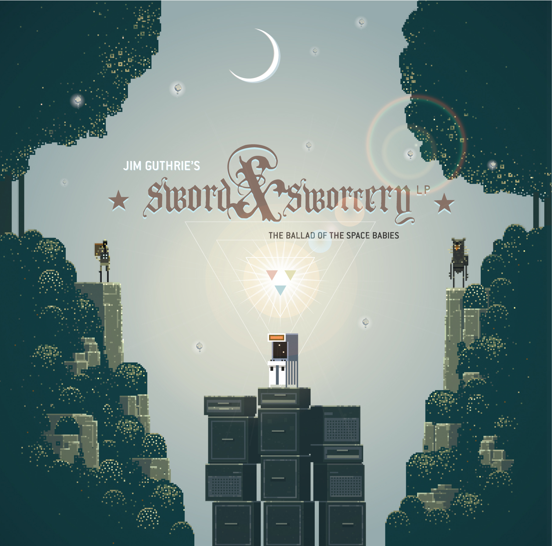 Sword and Sworcery (Video Game Soundtrack) – Jim Guthrie