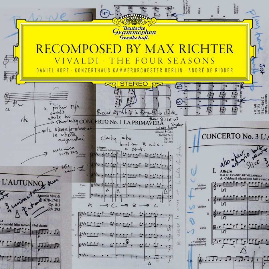 Recomposed – Vivaldi: The Four Seasons – Max Richter