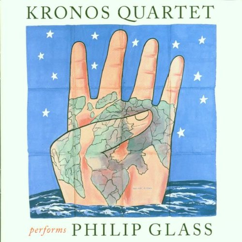 Kronos Quartet Performs Philip Glass – Kronos Quartet