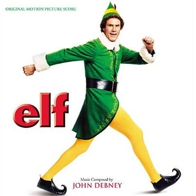 Elf (Film Sore) – John Debney