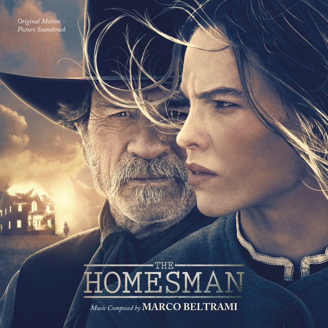 The Homesman (Film Score) – Marco Beltrami