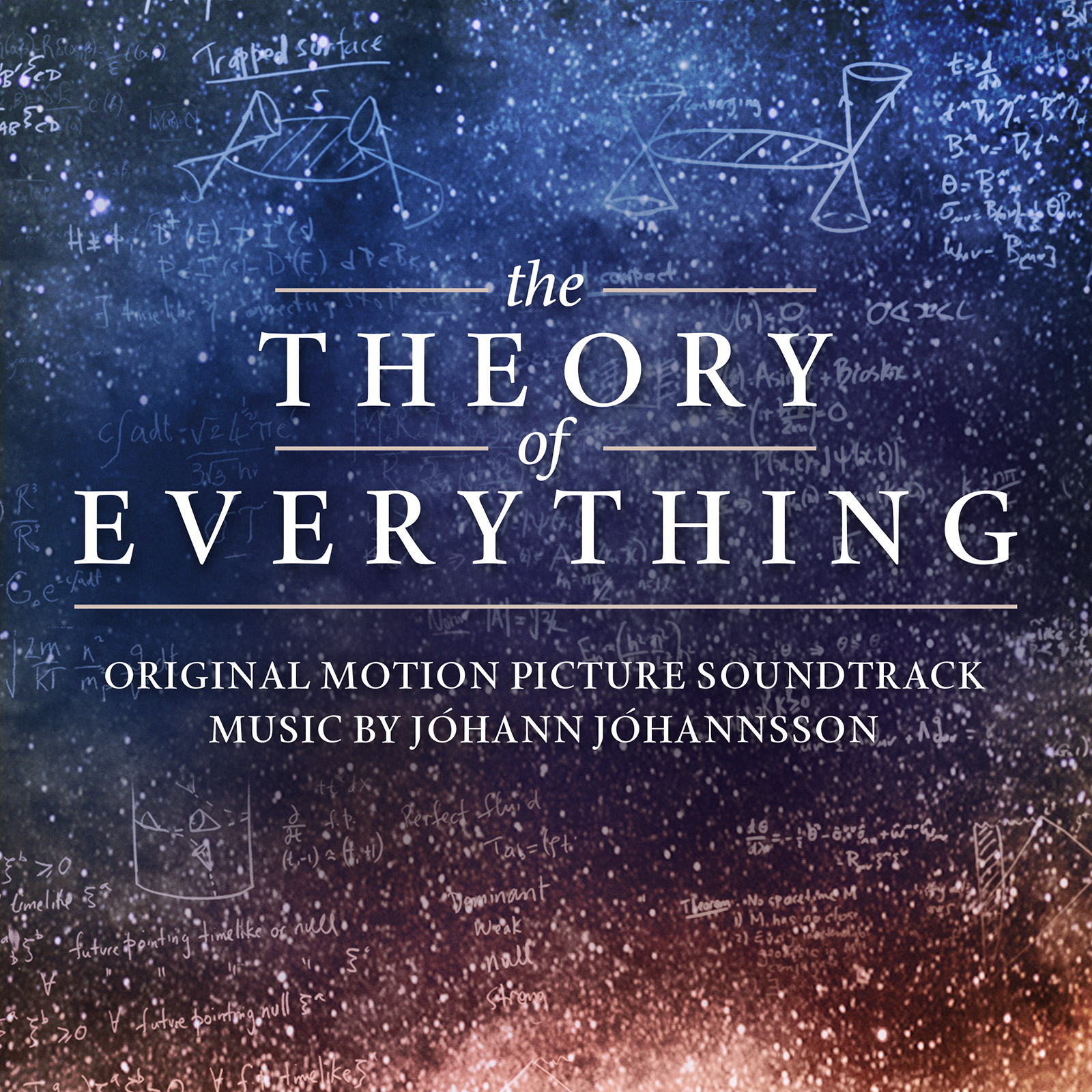 The Theory of Everything (Film Score) – Jóhann Jóhannsson