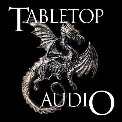 More for Your Muse: Tabletop Audio