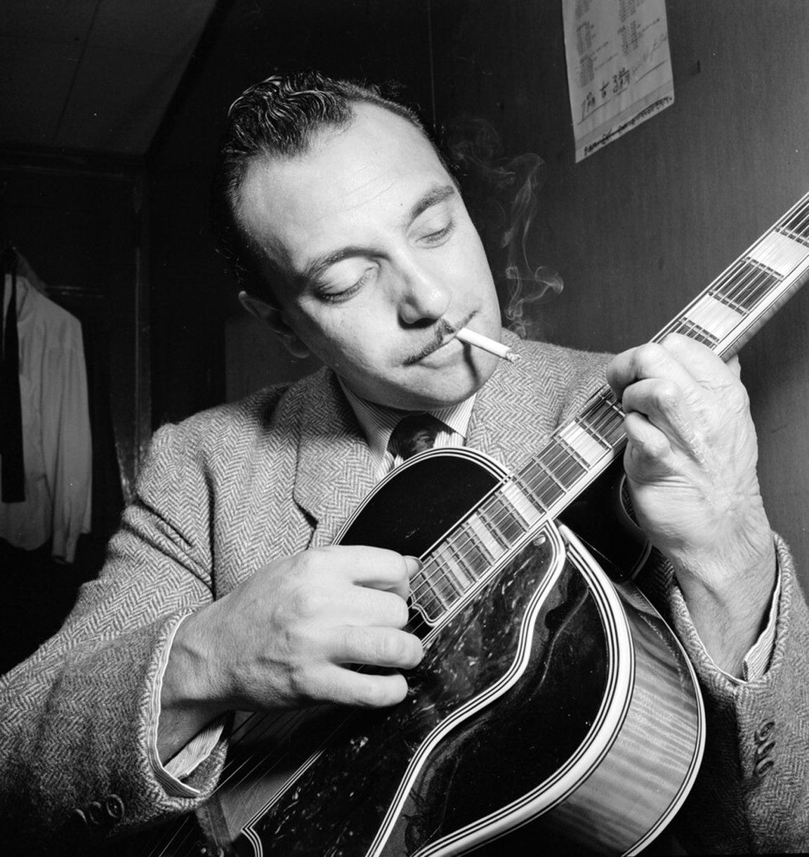 La Marseillaise (Jazz) – Django Reinhardt