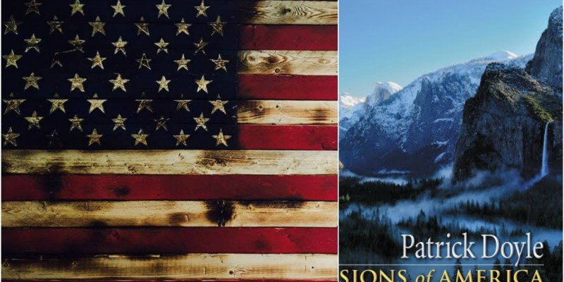4th of July Series: Impressions of America by Patrick Doyle