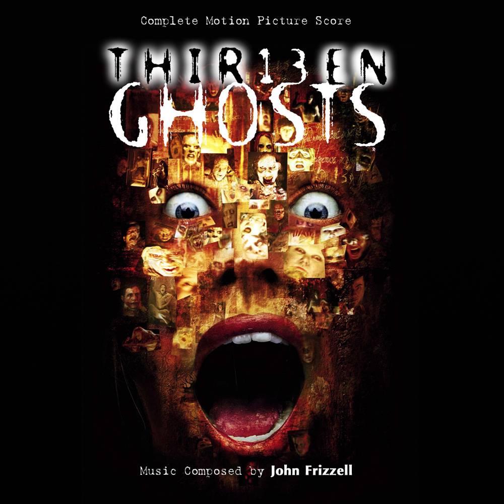 13 Ghosts (Film Score) – John Frizzell
