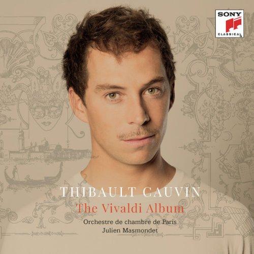Various albums (Classical) – Thibault Cauvin